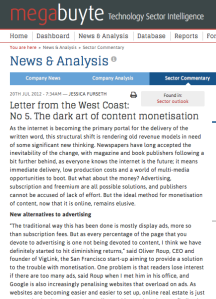 content monetisation