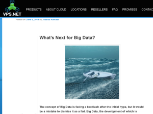 big data not hype
